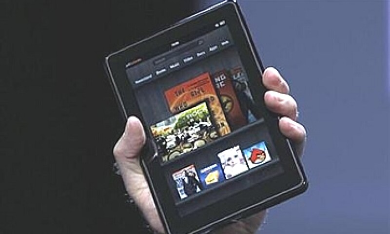 Amazon dio a conocer esta semana un nuevo navegador para su 'tablet', Kindle Fire. (Foto: Reuters)