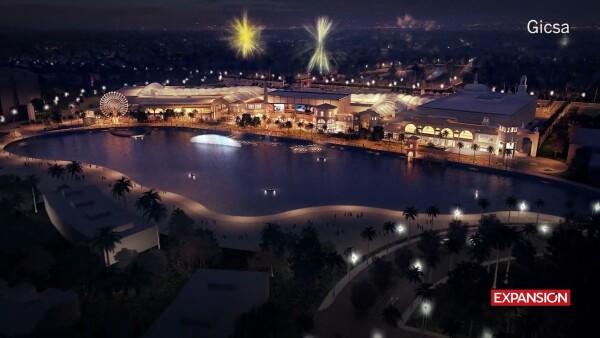 Un recorrido virtual por el mall La Isla Mérida