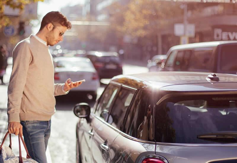 Comparte tu auto