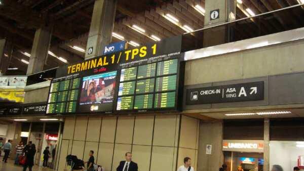 Aeropuerto Brasil