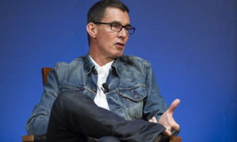 Chip Bergh puso como ejemplo sus pantalones, los cuales no lava desde hace un año. (Foto: Getty Images)