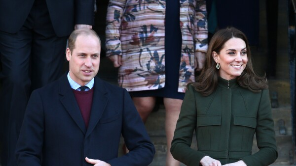 Príncipe William y Kate Midldeton