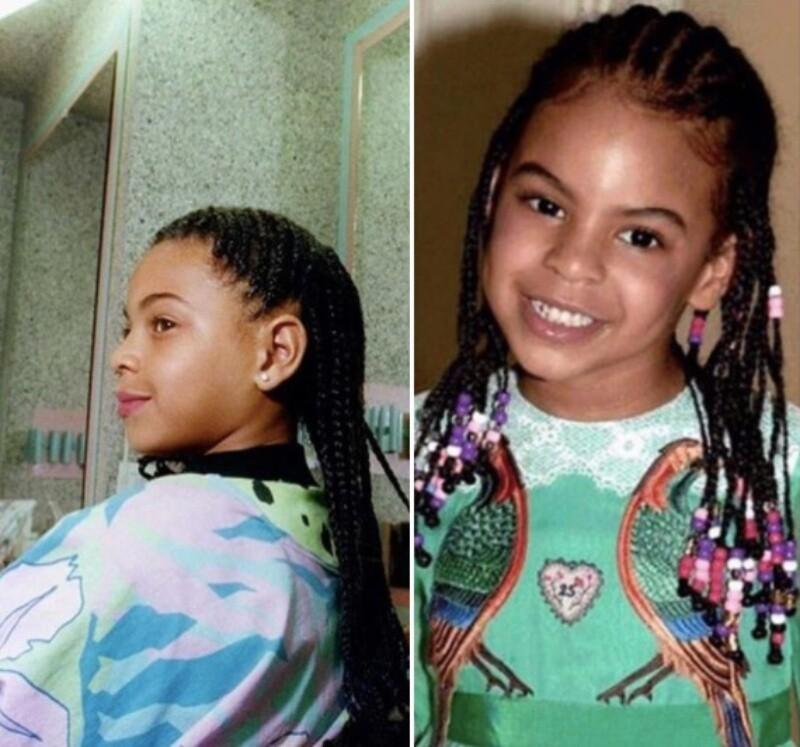 Beyoncé y Bue Ivy