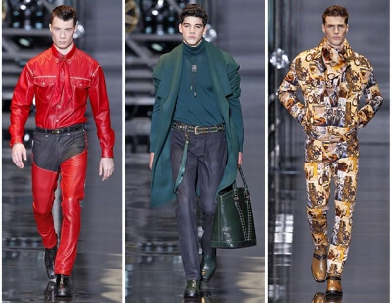 ¿Tu estilo para vestir es creativo? Entonces la colección de Versace es totalmente para ti.