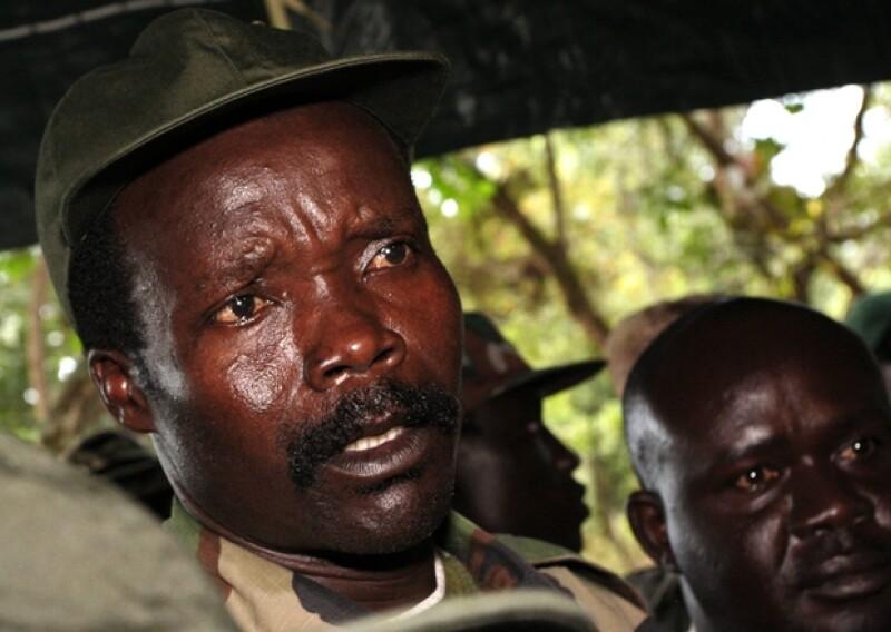 Kony lidera un ejército llamado `Lord´s Resistance Army´.