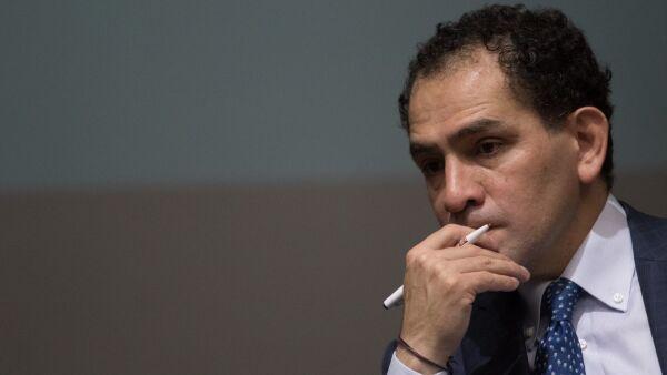 Arturo Herrera y Alejandro Díaz de León encabezaron la presentación de la Política Nacional de Inclusión Financiera