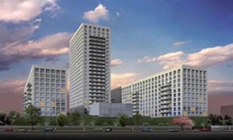 Gigante Grupo Inmobiliario, que incluye la división de vivienda, aportó casi el 7% de las ventas totales de Grupo Gigante en 2011. (Foto: Cortesía de Grupo Gigante)