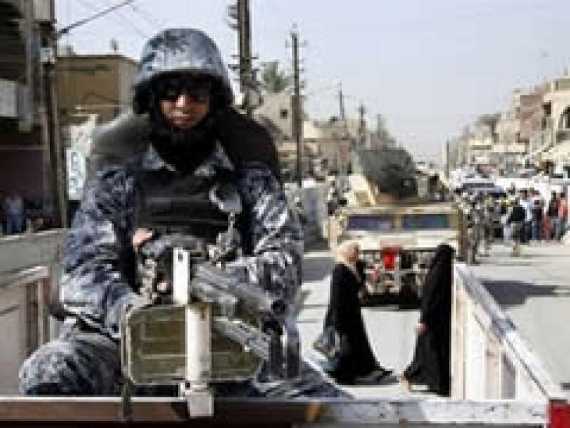 EU espera que los costos tienen las guerras en Irak y Afganistán vayan a la baja en los próximos años. (Foto: Archivo)