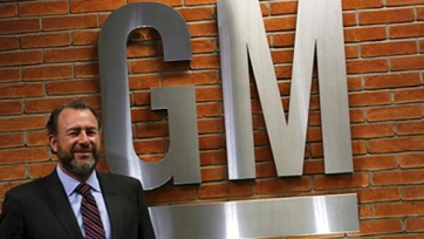Dan Ammann, CEO de General Motors, se unirá a la junta de Lyft. (Foto: Reuters)