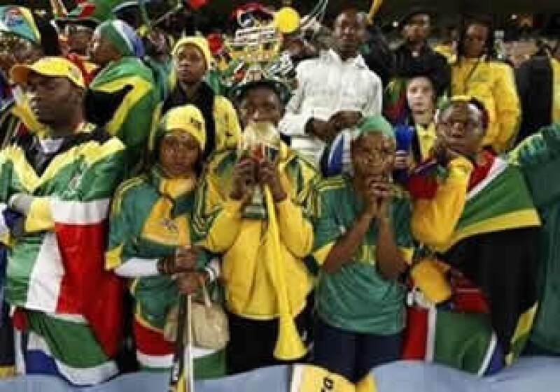 Sudáfrica pasó del lugar 58 en 2009 al 44 dentro del Anuario Mundial de Competitividad del IMD. (Foto: Reuters)
