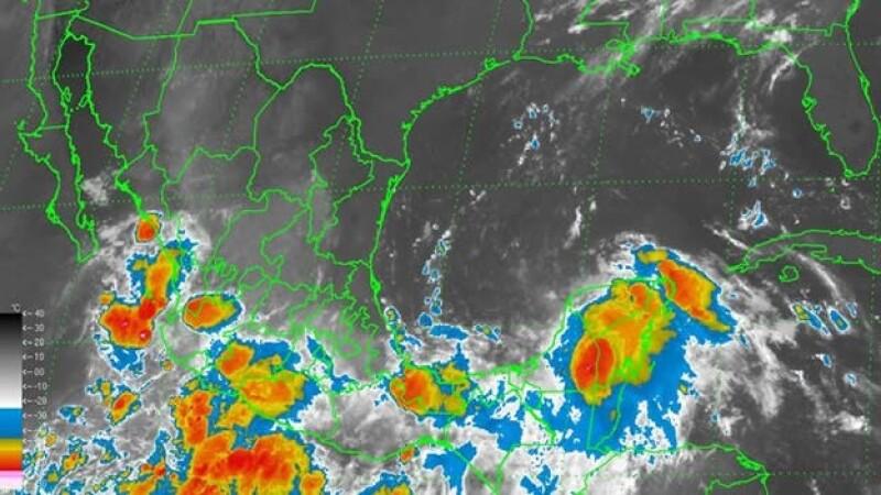 lluvias México tormenta