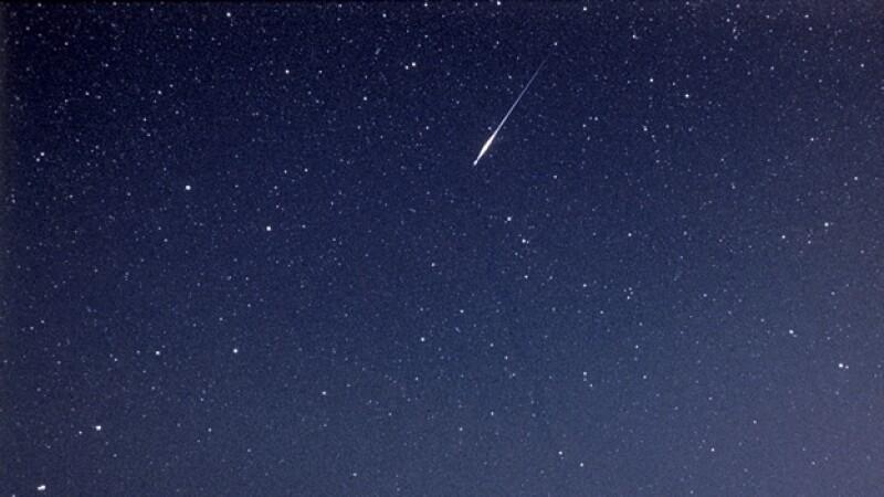 Oriónidas lluvia meteoros
