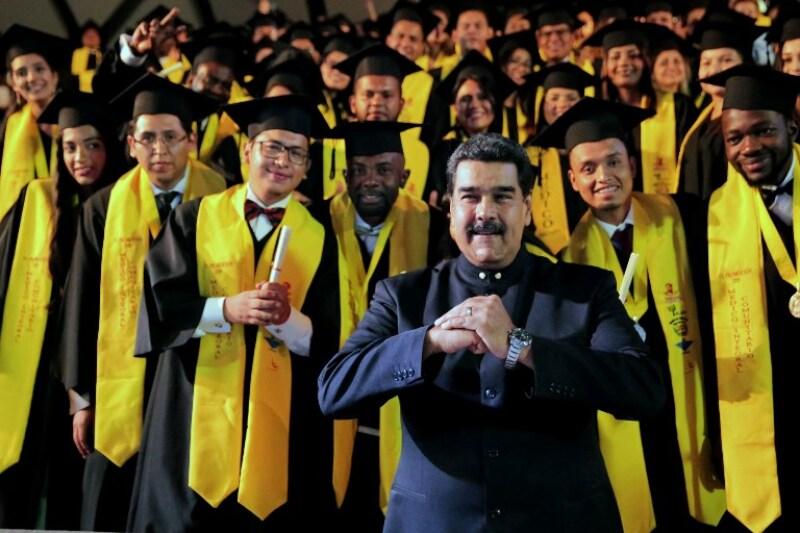 Nicolás Maduro Juan Guaidó elecciones Venezuela