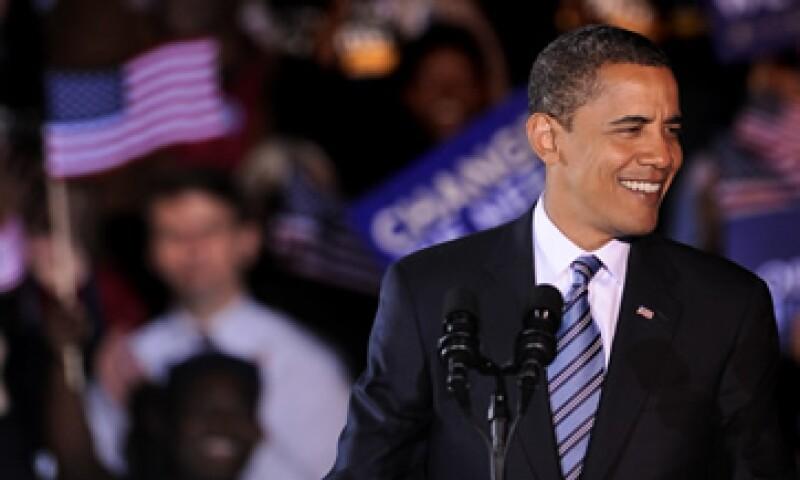 Obama ha participado en otras redes sociales como Facebook, Twitter y Foursquare. (Foto: AP)
