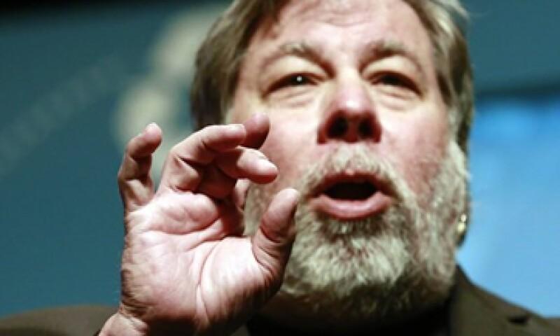Steve Wozniack fundó Apple el 1 de abril de 1976 junto con Steve Jobs y Ronald Wayne. (Foto: Reuters)