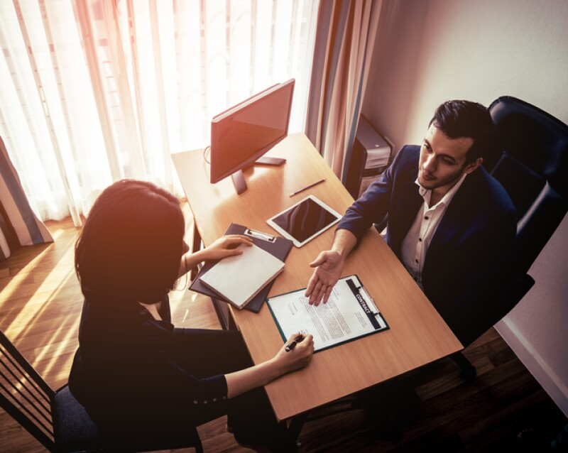 oferta empleo trabajo entrevista contratacion