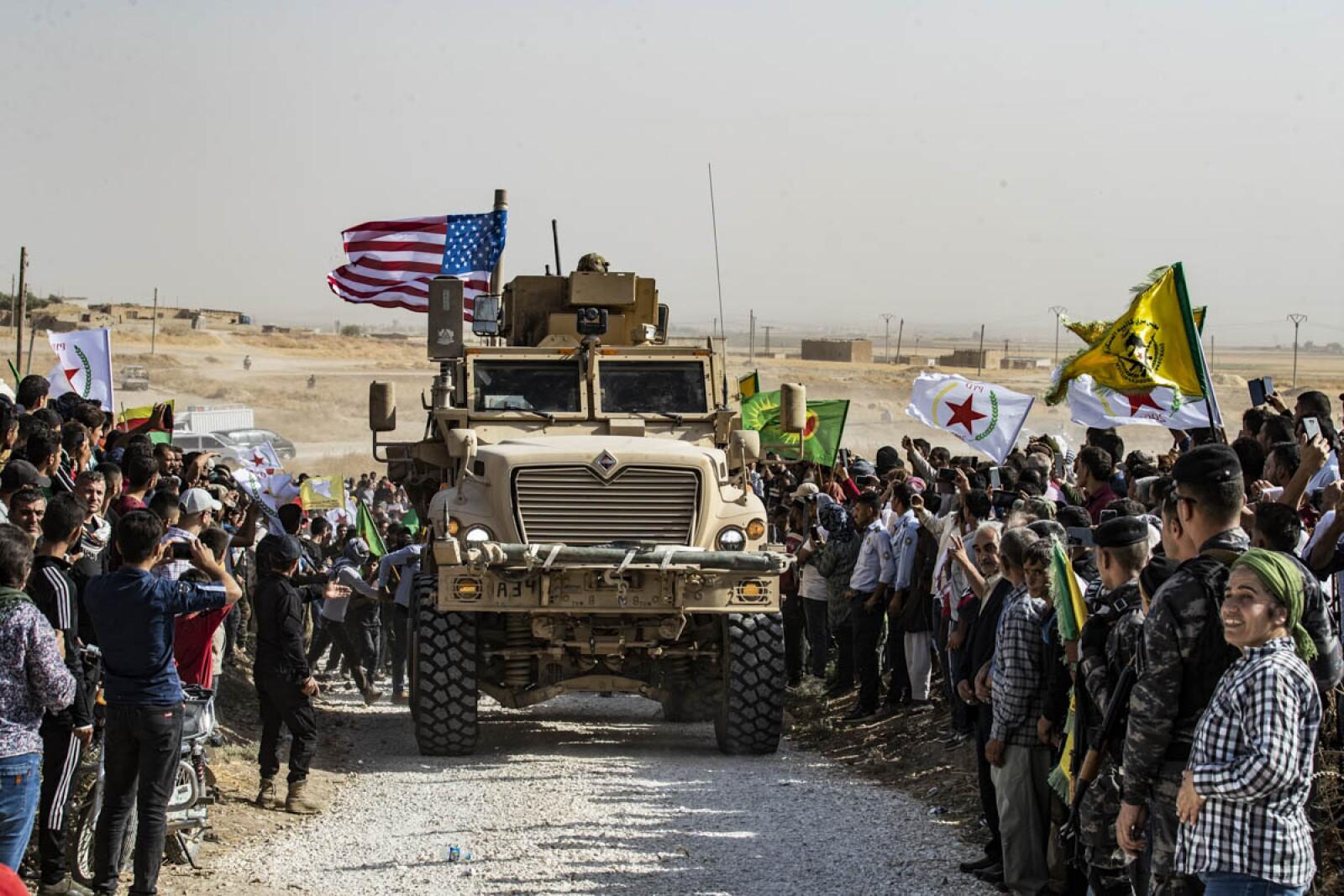 SYRIA-KURDS-TURKEY-CONLIFCT