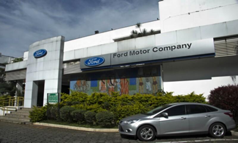 La industria automotriz es una de las que más ha sentido  el golpe de la magra expansión económica en Brasil. (Foto: Reuters )
