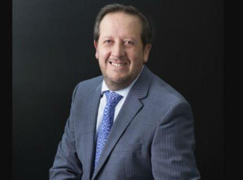 Eduardo Guti�rrez, presidente de IBM M�xico