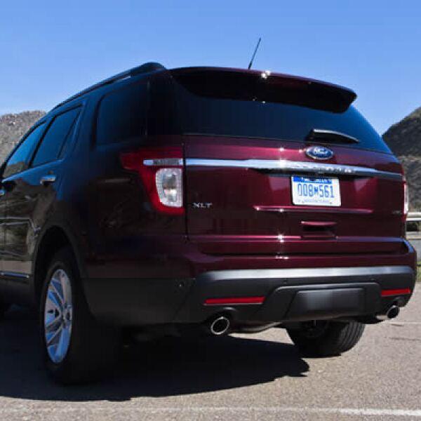 A finales de 2011, estará disponible la versión con motor EcoBoost, un cuatro cilindros de 240 caballos de fuerza, que será 30% más potente