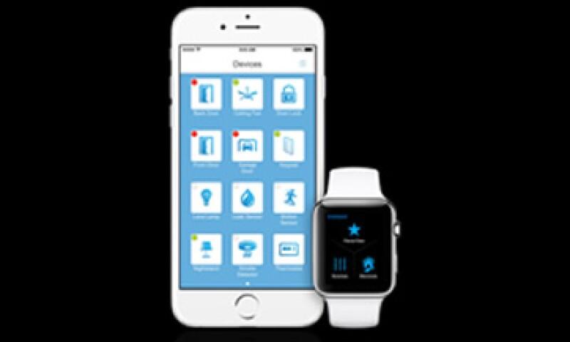 En una casa inteligente servicios como la luz, aire acondicionado y televisores pueden controlarse con un smartphone. (Foto: Cortesía/Insteon )