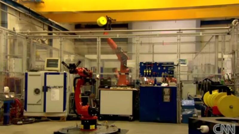 robots industria