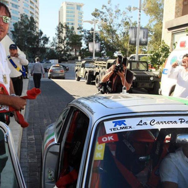 Los autos, las motos y el futbol son las tres pasiones que el empresario tiene por legado. Es dueño de uno de los clubes de futbol más afamados en México, el América.