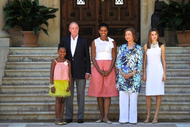 Un portavoz informó que el mandatario estadounidense Barack Obama recibirá en la Casa Blanca a los monarcas españoles, el próximo 15 de septiembre.