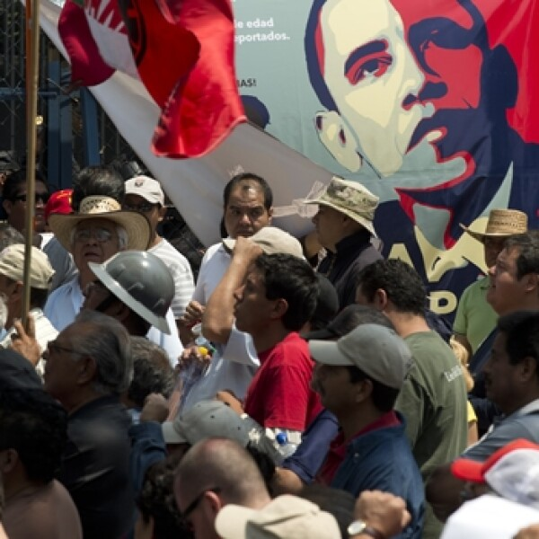 sme, protestas obama