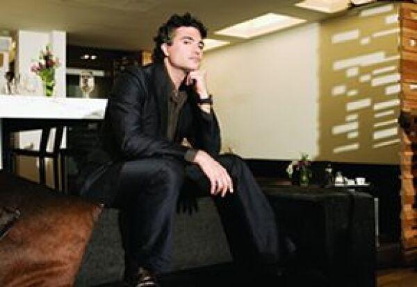 Cliente VIP: Jamie Camil es fan de sus trufas.