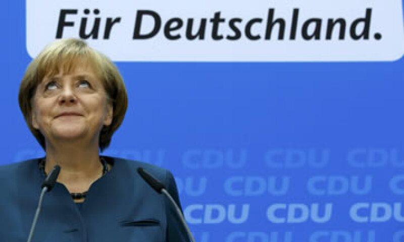 El Parlamento Europeo pidió a Merkel que dé prioridad al combate al desempleo. (Foto: Reuters)