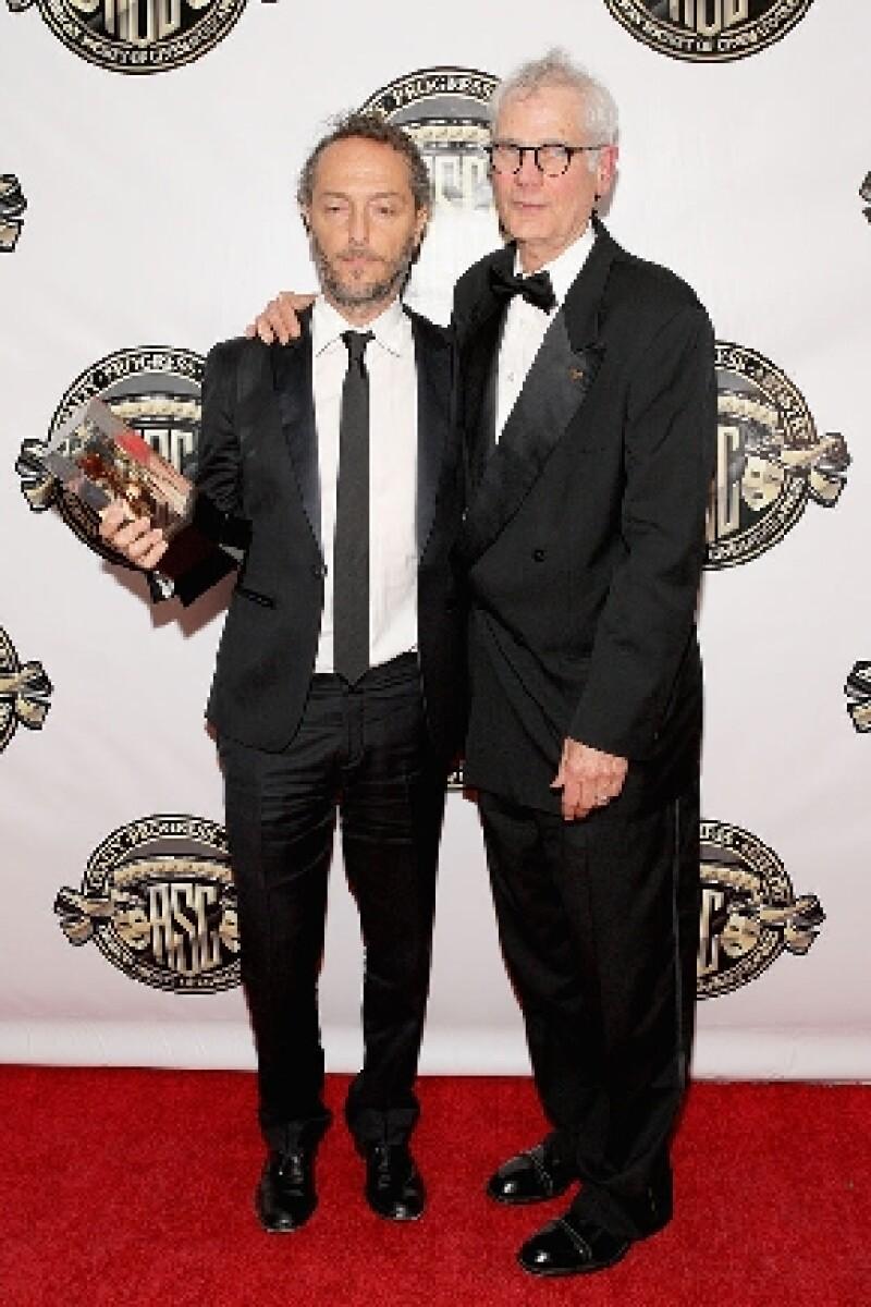 El mexicano ganó el premio más importante de la 28 entrega de la Sociedad Americana de Cinematógrafos (ASC) que se celebró la noche de este sábado en Hollywood.