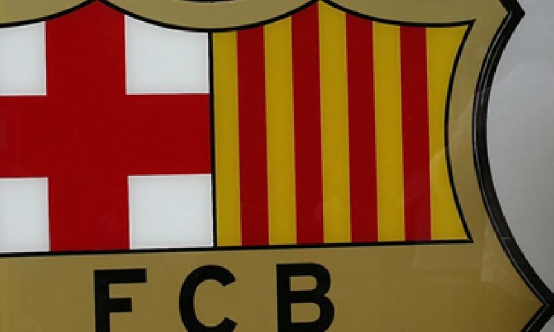 El Barcelona maneja 4 tipos de patrocinios: Principales, Premium, Oficiales, y Regionales. (Foto: Reuters)