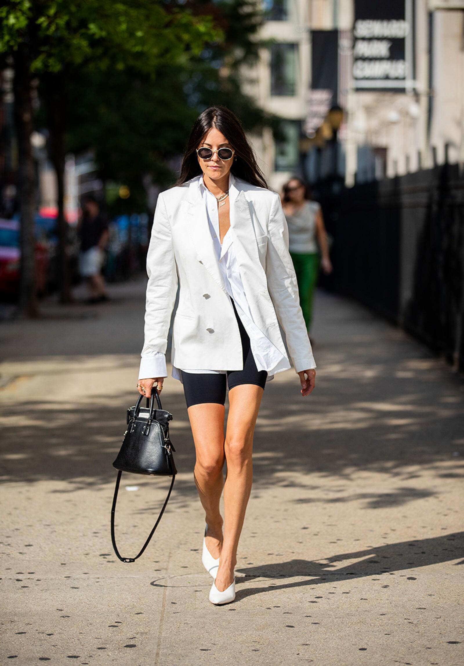 Street Style - New York Fashion Week September 2019 - Day 7
