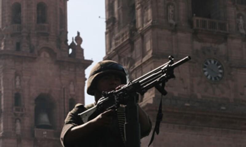 Este domingo, los habitantes de Michoacán elegirán a su próximo gobernador. (Foto: AP)