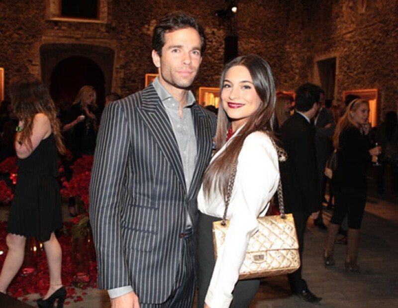 Ana Brenda y Alejandro Amaya se casaron en secreto en Las Vegas.