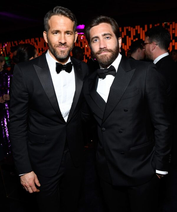 Jake Gyllehnal y Ryan Reynolds