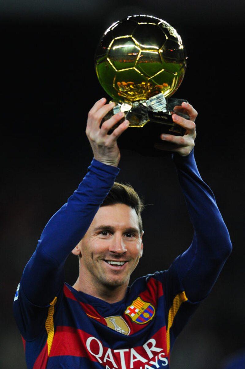 A diferencia de Argentina, con el Barcelona Messi ha acumulado un sinfín de títulos.