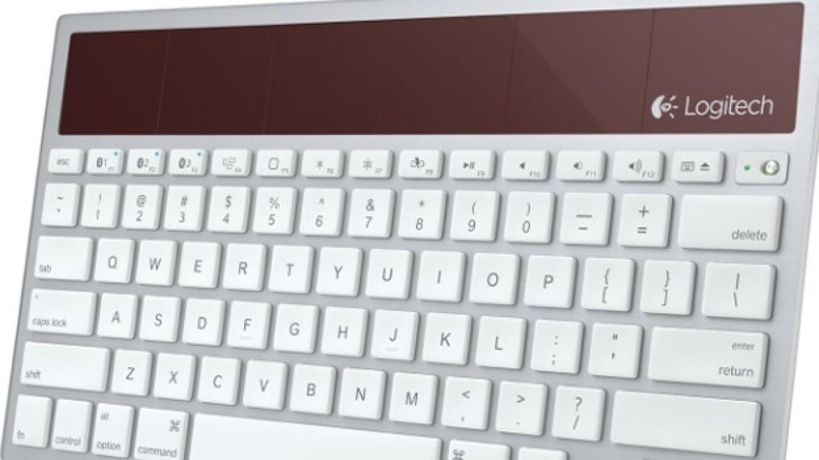teclado solar K760 wireless