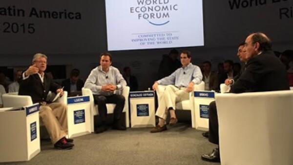 Su certidumbre legal vuelve a México atractivo para captar inversiones, dijo el CEO de Iberdrola, Ignacio Sánchez. (Foto: Reuters)