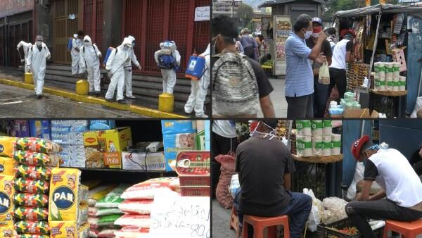 Petare, el enorme barrio de Venezuela donde el hambre rompe la cuarentena