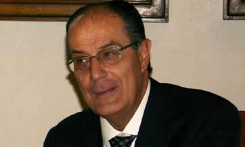 Jaime Ruiz Sacristán entrega esta semana la estafeta de la ABM a Javier Arrigunaga Gómez del Campo. (Foto: Notimex)