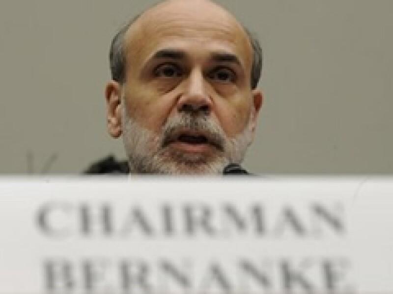 Ben Bernanke, presidente de la Reserva Federal de EU.  (Foto: Archivo)