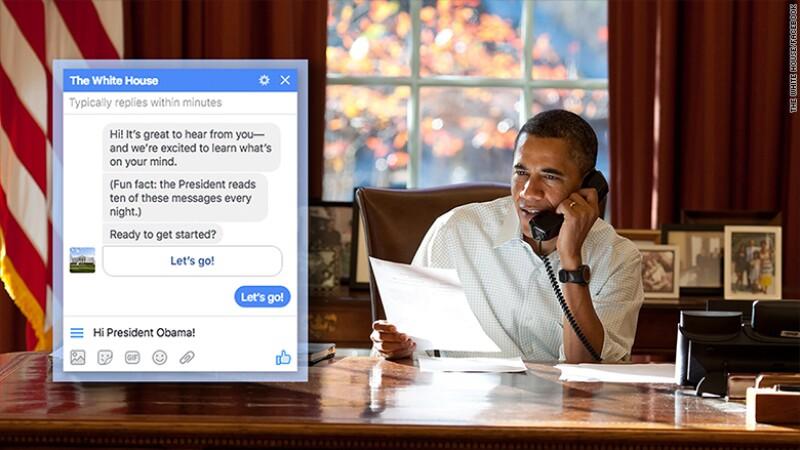Un bot de Obama
