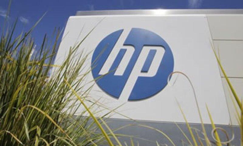 HP dijo que asumió un cargo de 8,800 mdd por la compra de Autonomy.  (Foto: AP)