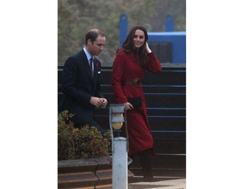 Fuertes rumores indican que la Duquesa de Cambridge podría estar esperando a su primer hijo.