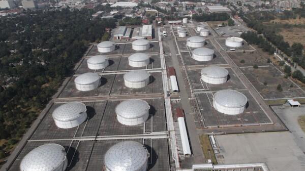 Instalaciones de Pemex - Poliducto Tuxpan-Azcapotzalco / Foto: Notimex.