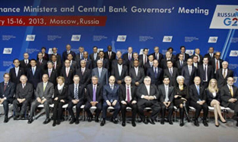 El G20 respaldará las variaciones de las monedas de acuerdo a lo que determine el mercado. (Foto: Reuters)