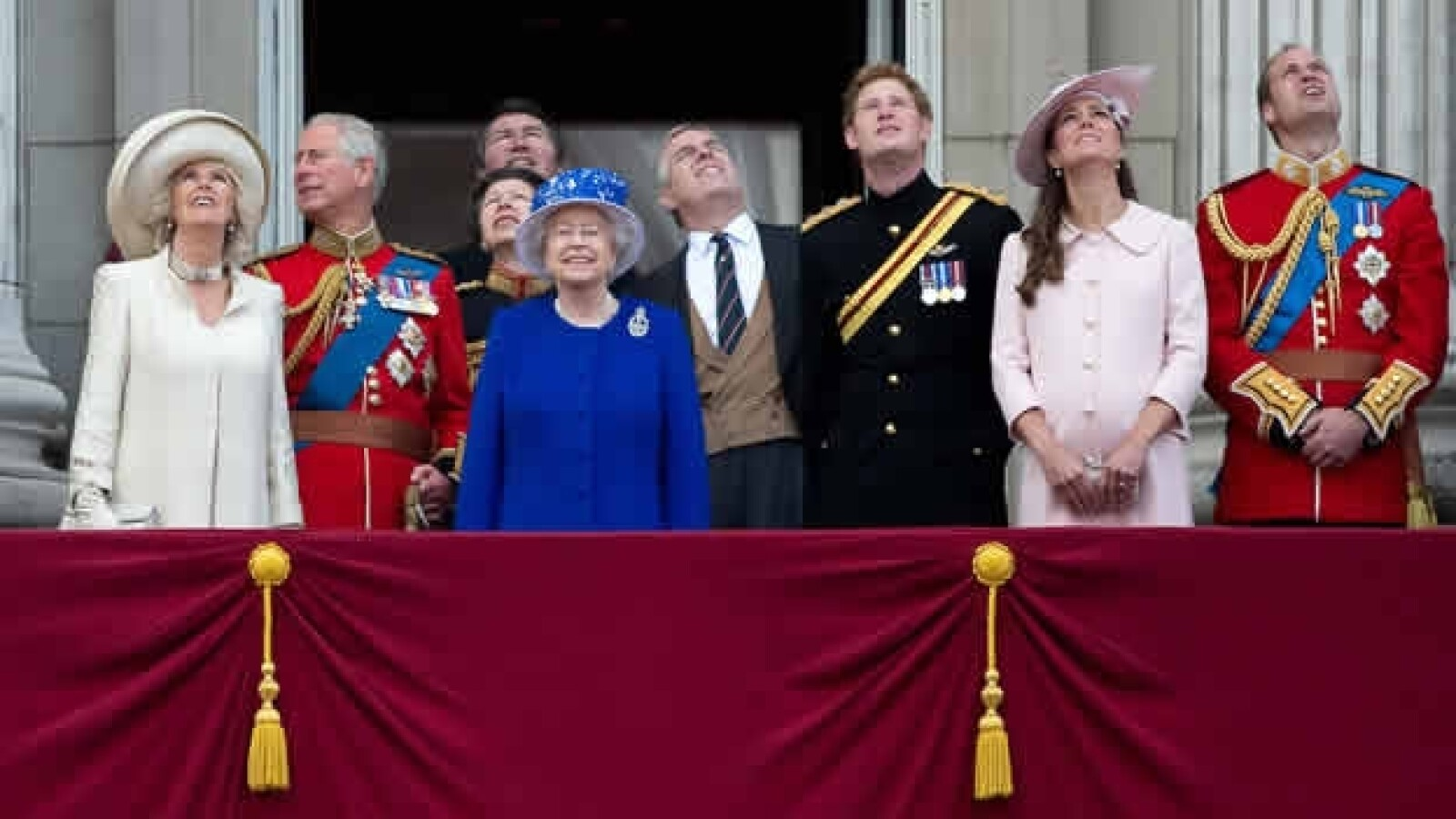 cumple de la reina Isabel II 10