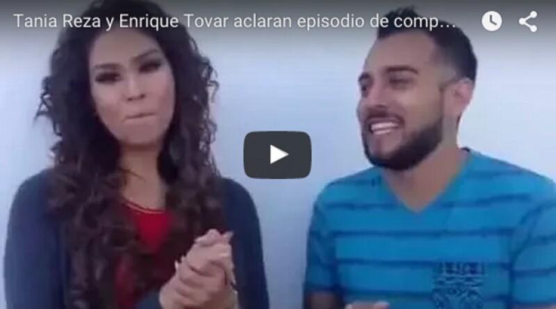 Tania Reza y Enrique Tovar habían sido despedidos luego de la transmisión de un episodio donde ella es víctima de acoso sexual por él, pero ahora la empresa los ha reinstalado.